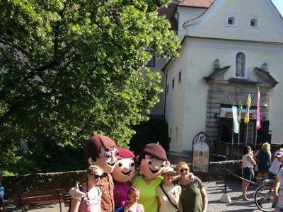 Na rozprávkovom zámku v Bojniciach