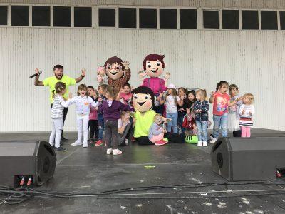 1. Detský festival v Nitre